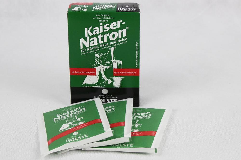 Natron als Allzweckmittel nutzen