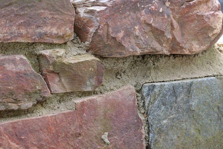 Steine für Feuerstelle, feuerfeste Natursteine