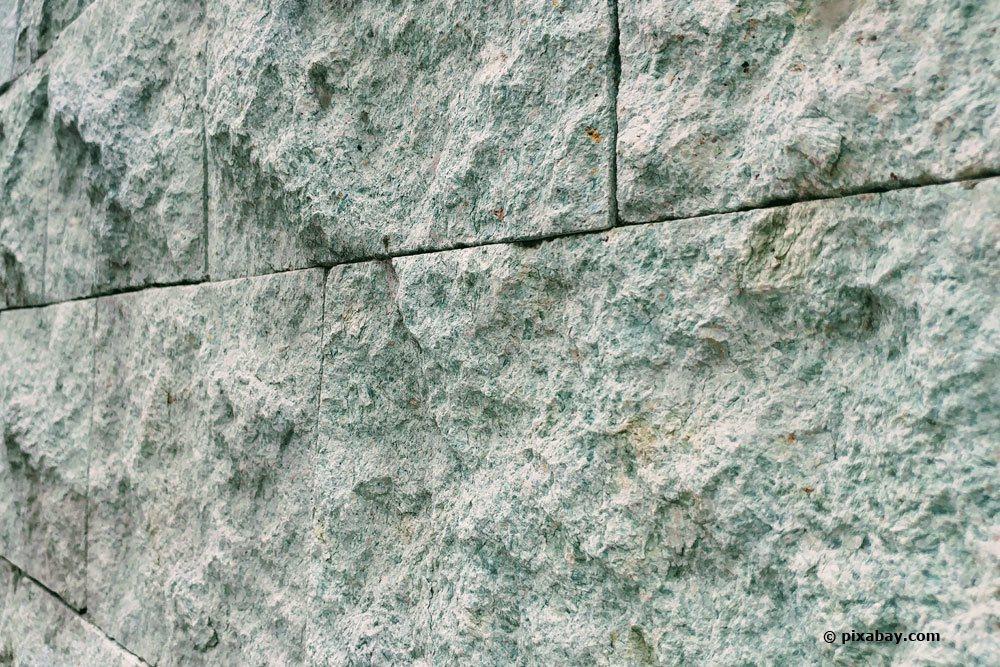 feuerfeste Natursteine, Basalt