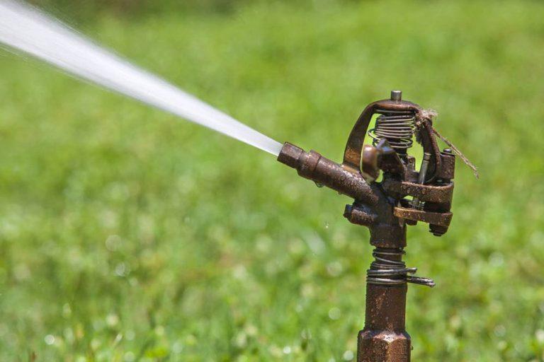 Wasserdruck Für Gartenbewässerung Erhöhen