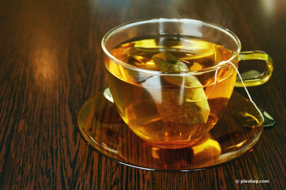 Teesatz als Dünger