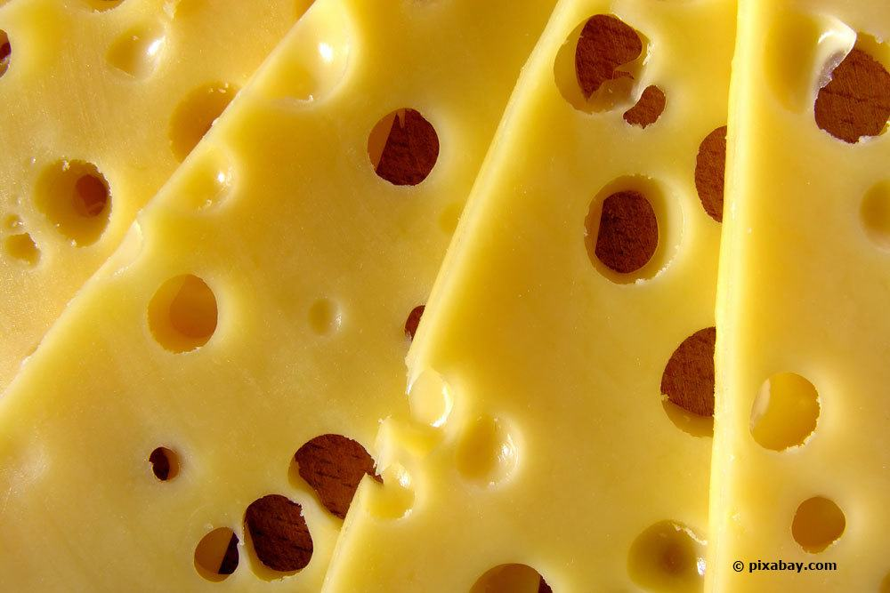 Käse als Rattenköder