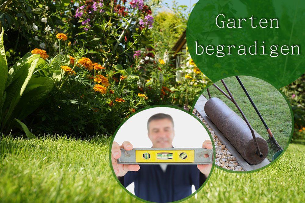 Garten Begradigen 3 Ideen Um Den Boden Zu Nivellieren