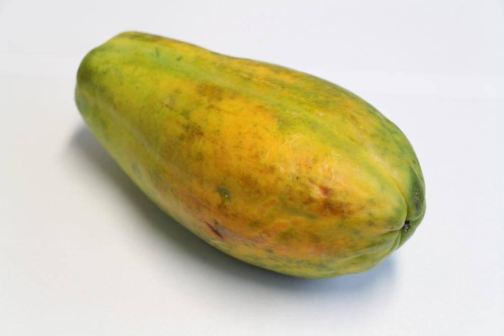 reife Papaya