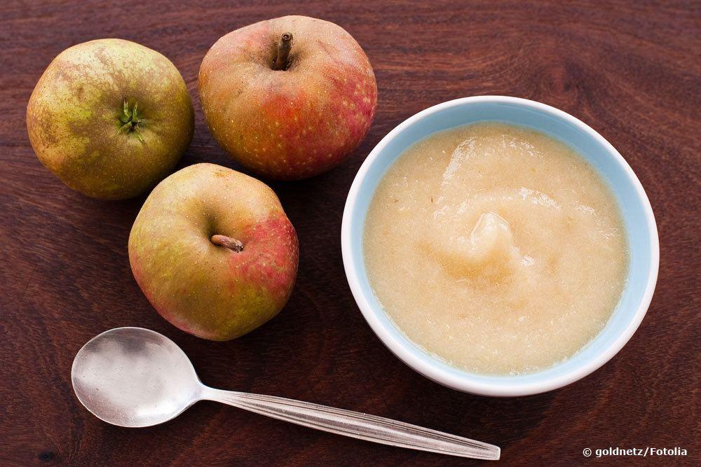 Boskop Apfel verarbeiten