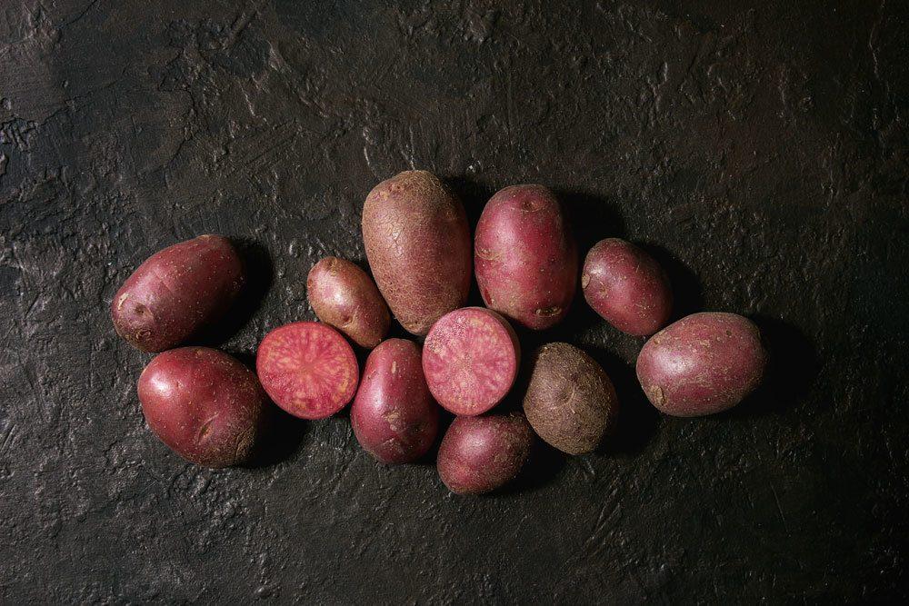 Kartoffel 'Kefermarkter Zuchtstamm''