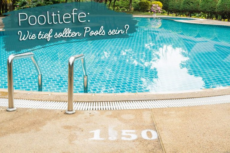Pooltiefe
