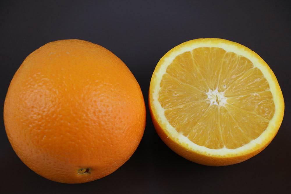 Orange, Citrus × sinensis