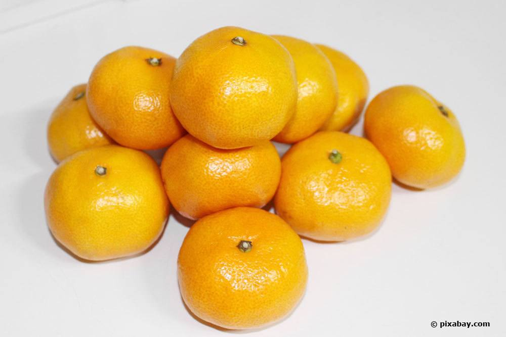 Satsuma, Citrus unshiu