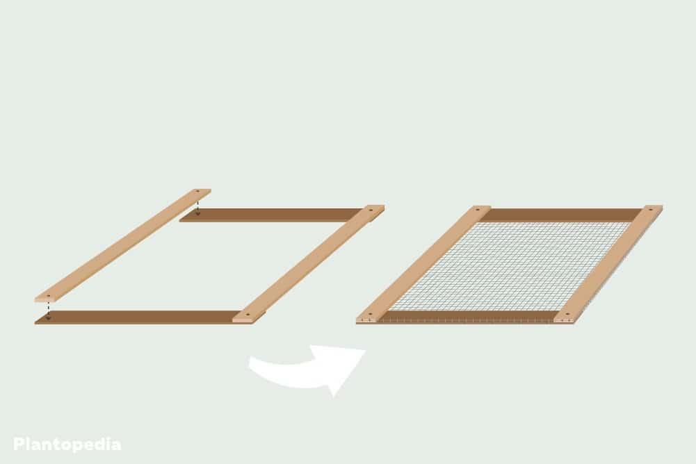 Dörrschubladen bauen