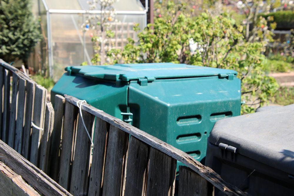 Mäuse und Ratten im Kompost