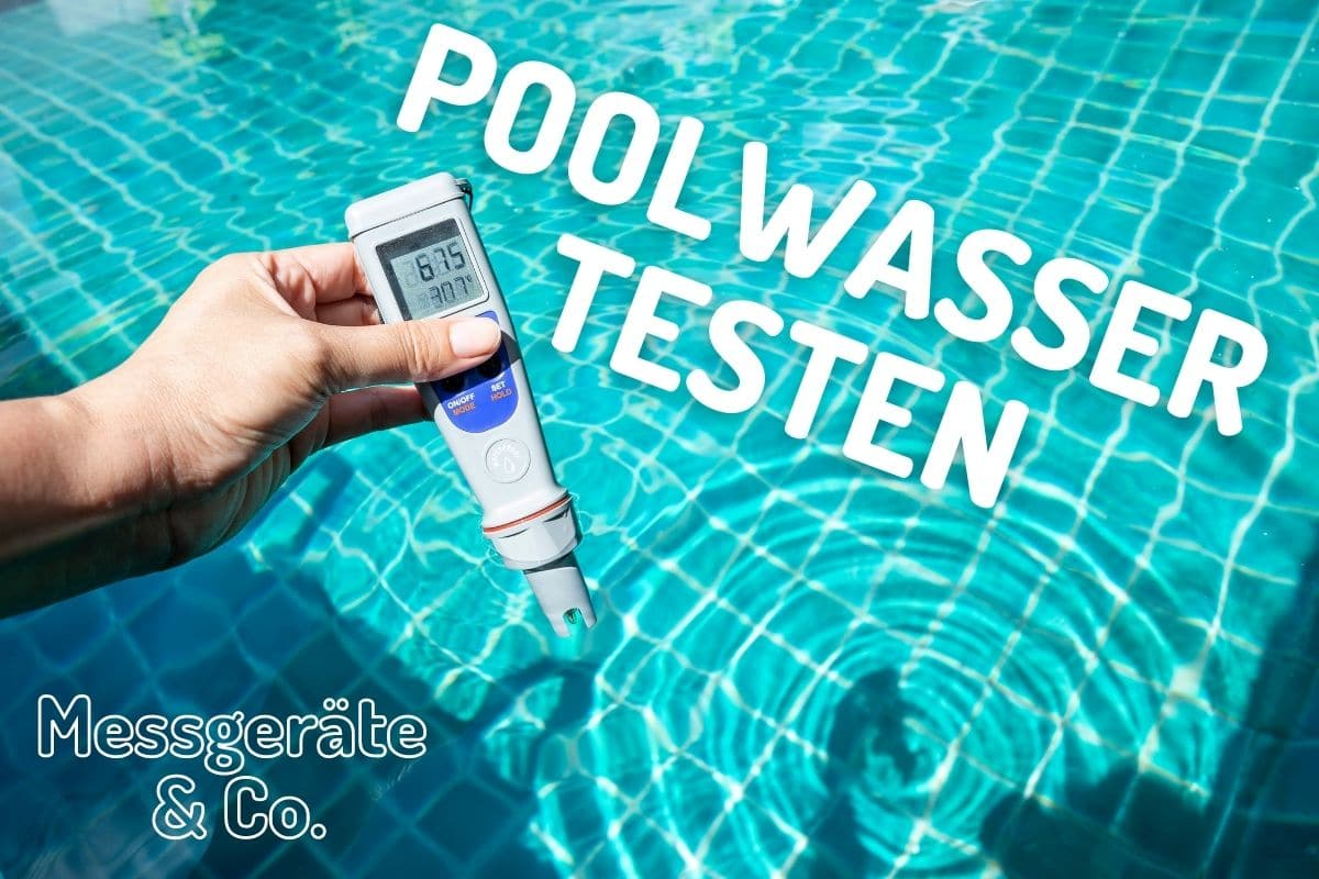Pooltester - Messgeräte