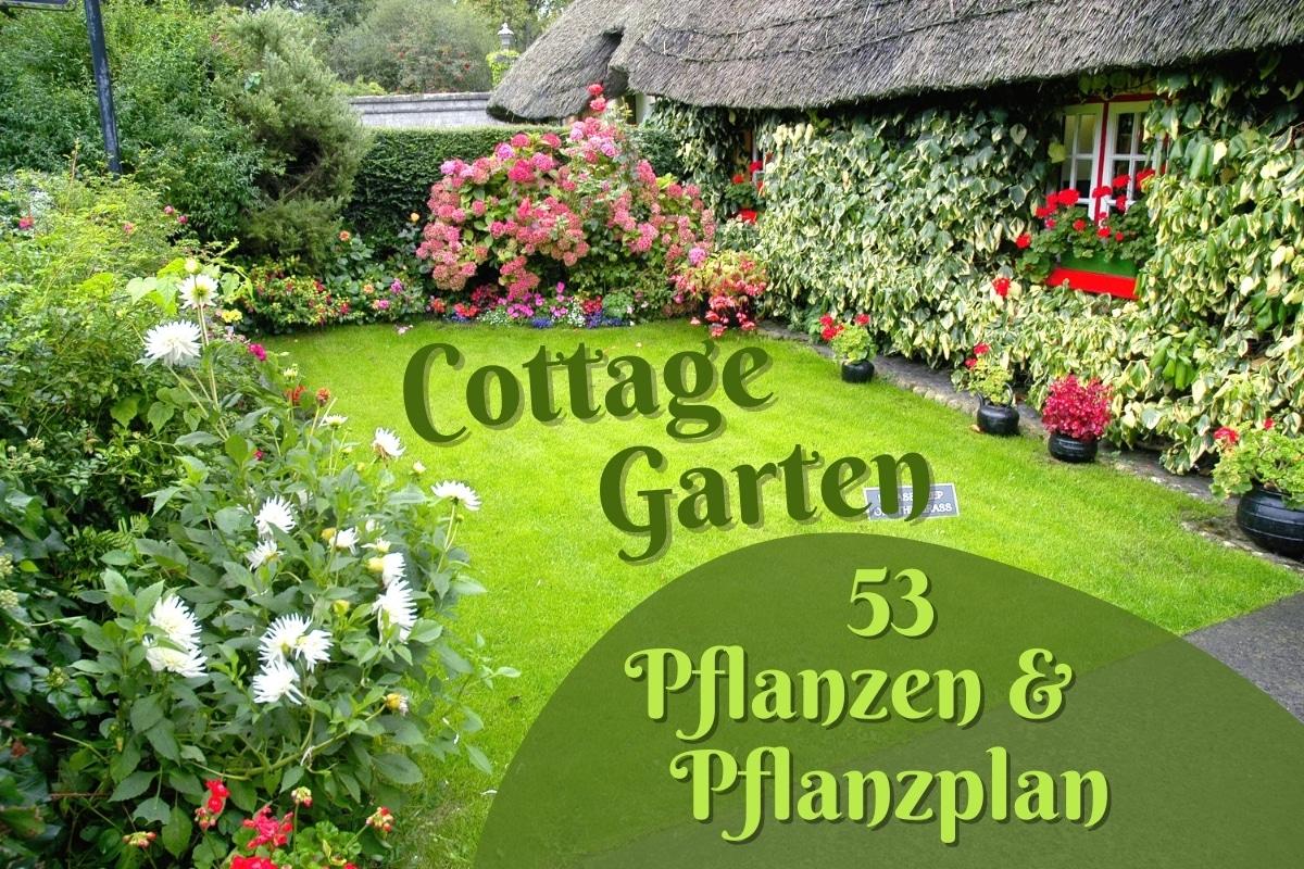 Cottage Garten - Titel