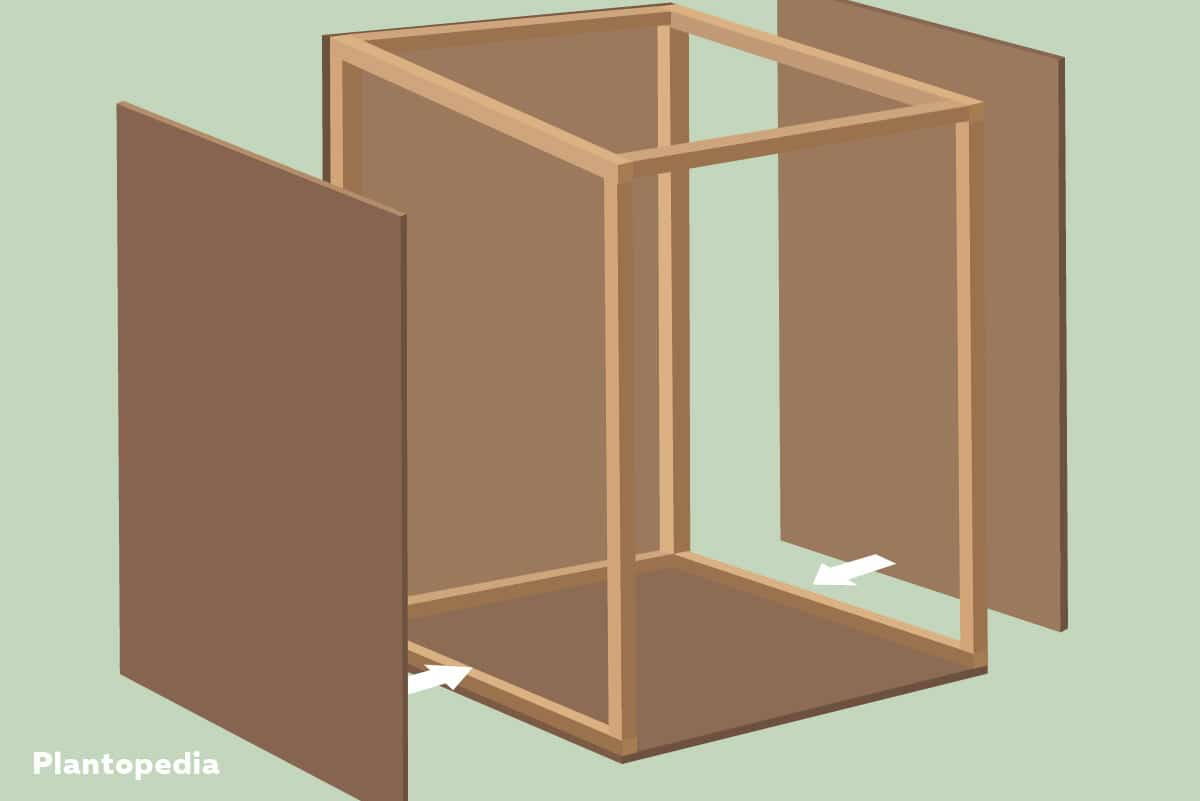 Schritt 5: Elemente verbinden - Grafik Julia